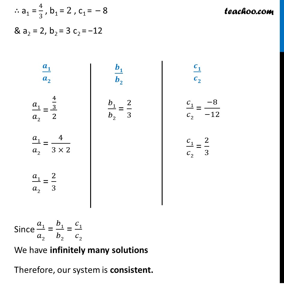 Ex 3.2, 3 - Chapter 3 Class 10 Pair of Linear Equations in Two Variables - Part 10