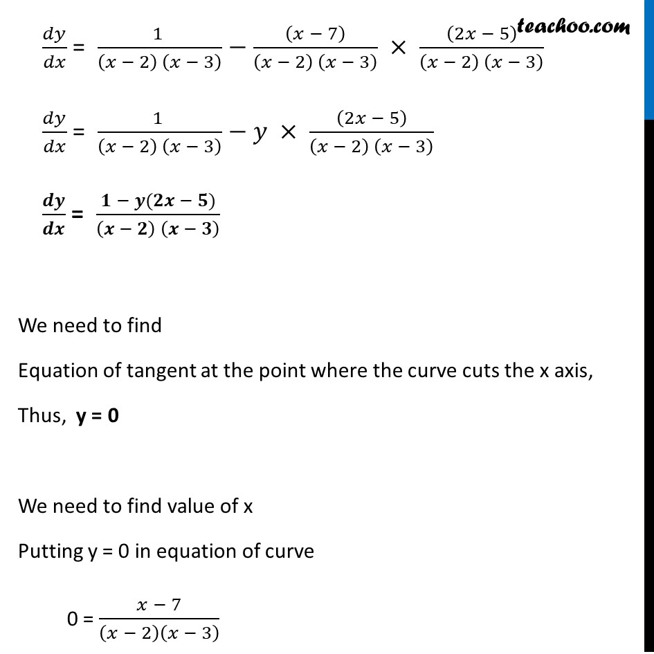 Example 18 - Chapter 6 Class 12 Application of Derivatives - Part 2