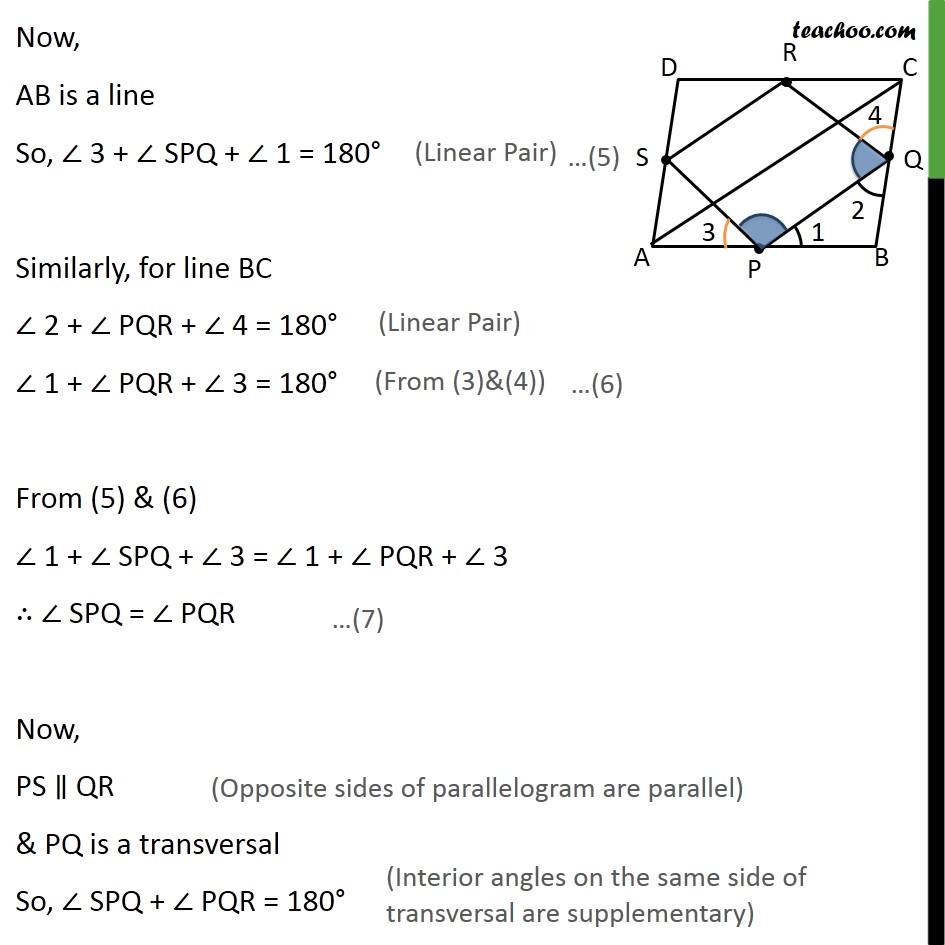 Ex 8.2, 2 - Chapter 8 Class 9 Quadrilaterals - Part 4