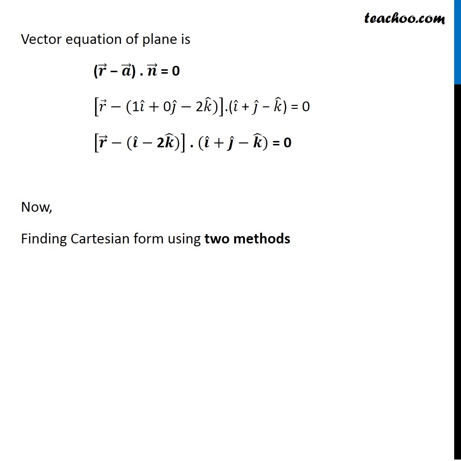 Ex 11.3, 5 - Chapter 11 Class 12 Three Dimensional Geometry - Part 3