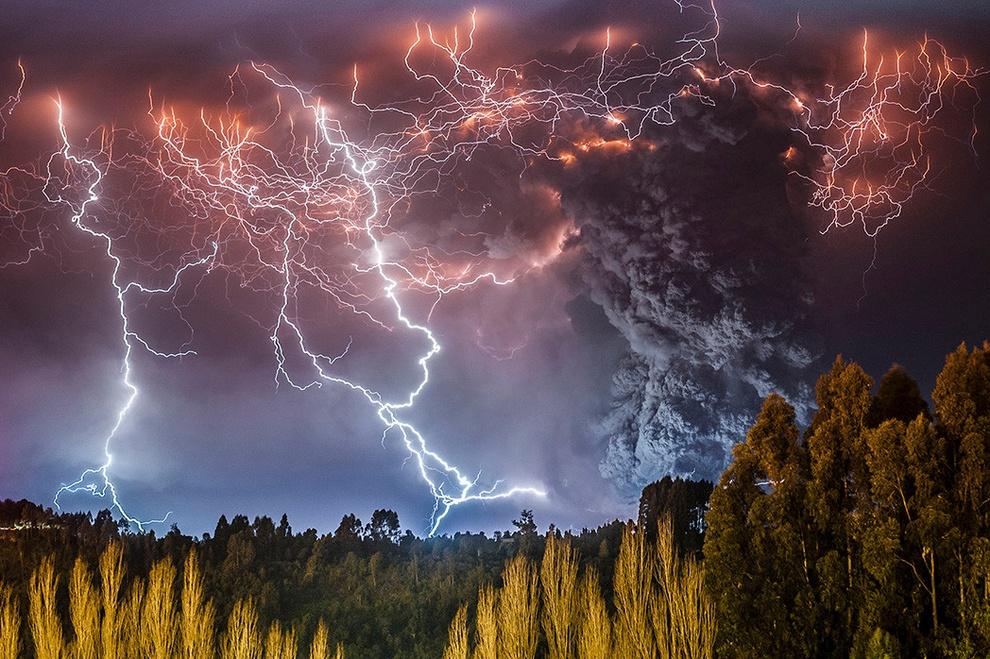 Cordon Caulle volcano in central Chile in 2011..jpg