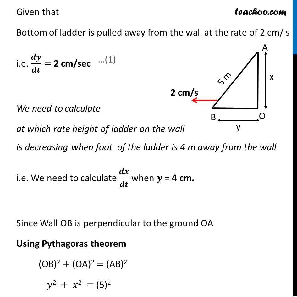Ex 6.1,10 - Chapter 6 Class 12 Application of Derivatives - Part 2