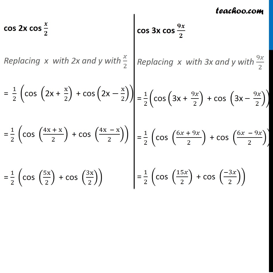 Example 26 - Chapter 3 Class 11 Trigonometric Functions - Part 2