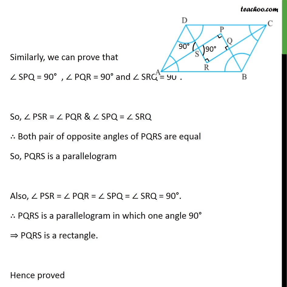 Example 5 - Chapter 8 Class 9 Quadrilaterals - Part 3