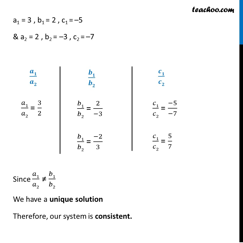 Ex 3.2, 3 - Chapter 3 Class 10 Pair of Linear Equations in Two Variables - Part 2