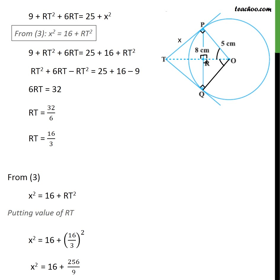 Example 3 - Chapter 10 Class 10 Circles - Part 11