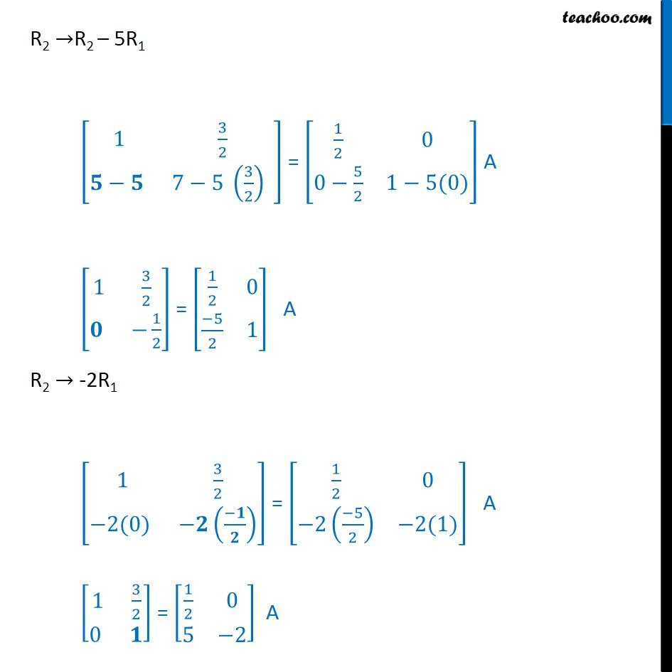 Ex 3.4, 4 - Chapter 3 Class 12 Matrices - Part 2
