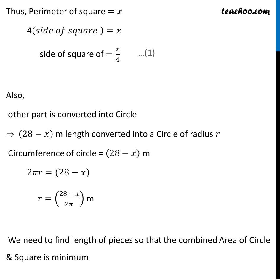 Ex 6.5,22 - Chapter 6 Class 12 Application of Derivatives - Part 2