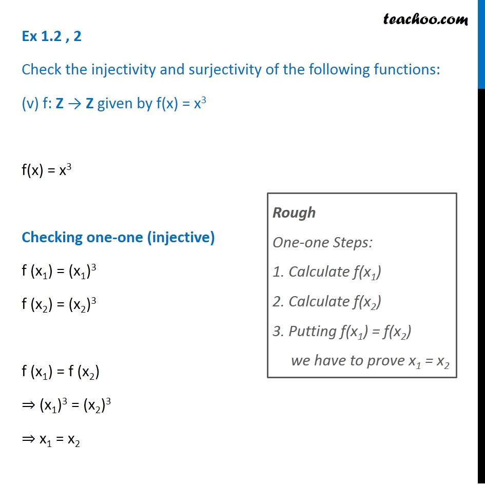 Ex 1.2 , 2 - Chapter 1 Class 12 Relation and Functions - Part 13