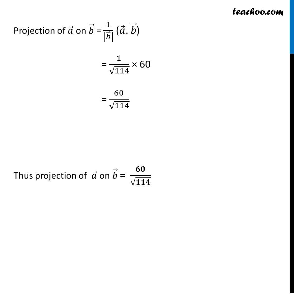 Ex 10.3, 4 - Chapter 10 Class 12 Vector Algebra - Part 2