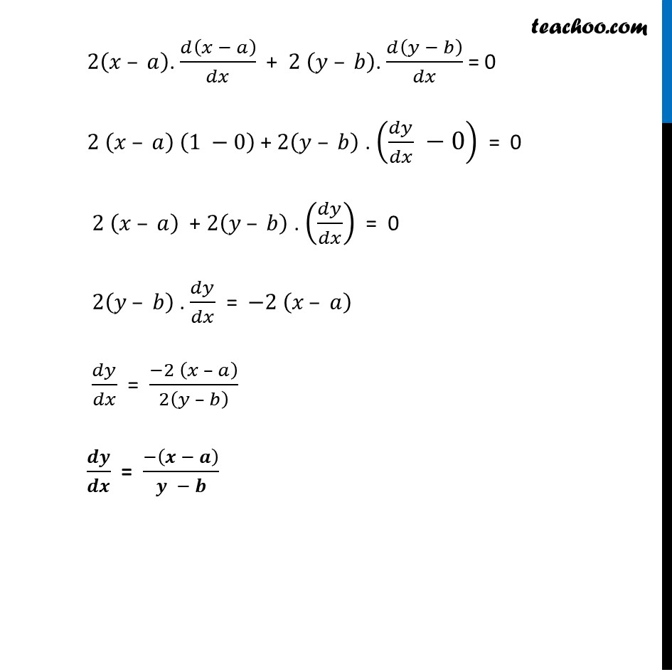 Misc  15 - Chapter 5 Class 12 Continuity and Differentiability - Part 2