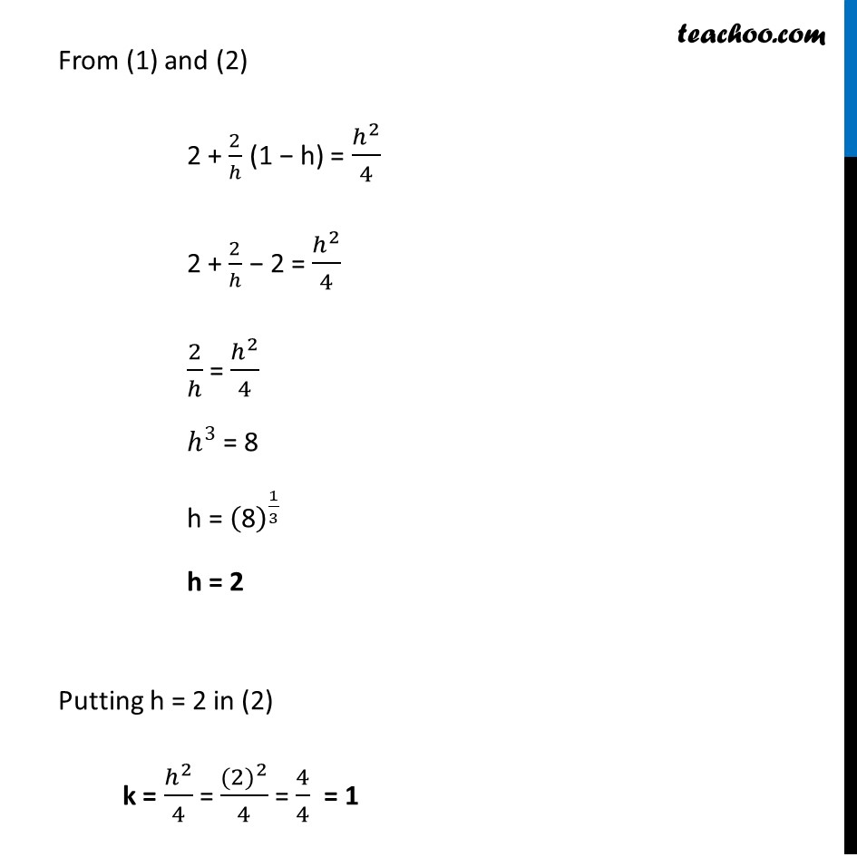 Example 45 - Chapter 6 Class 12 Application of Derivatives - Part 4
