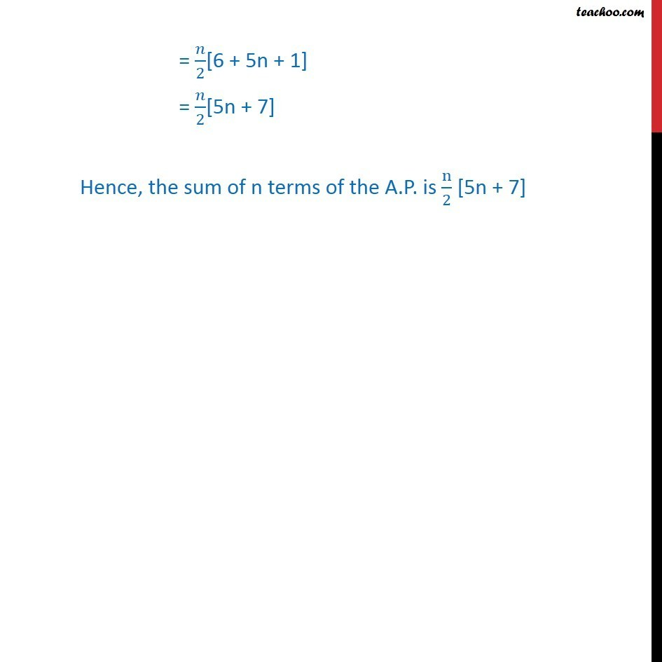 Ex 9.2, 7 - Chapter 9 Class 11 Sequences and Series - Part 6