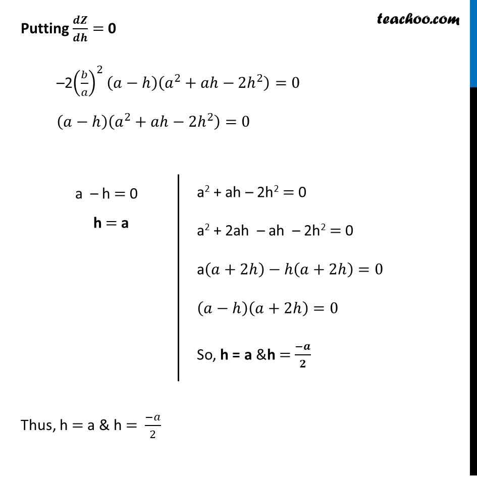 Misc 8 - Chapter 6 Class 12 Application of Derivatives - Part 8