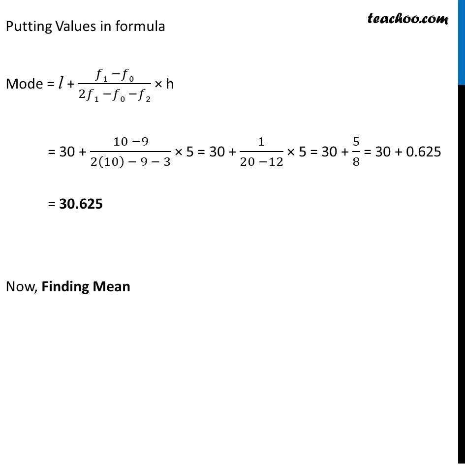 Ex 14.2, 4 - Chapter 14 Class 10 Statistics - Part 3