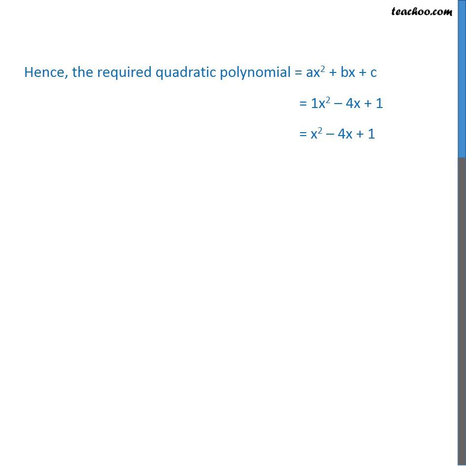 Ex 2.2, 2 - Chapter 2 Class 10 Polynomials - Part 12