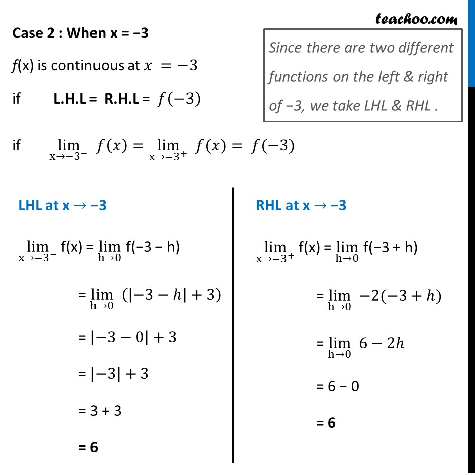 Ex 5.1 ,7 - Chapter 5 Class 12 Continuity and Differentiability - Part 3