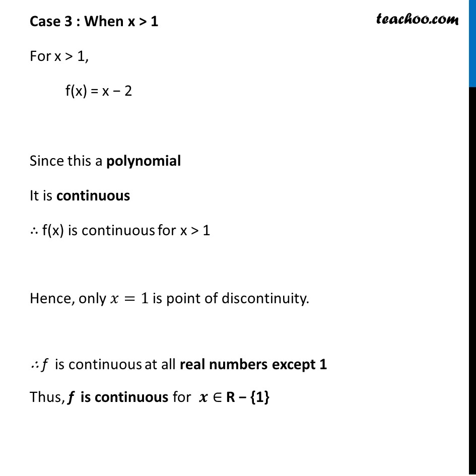 Example 10 - Chapter 5 Class 12 Continuity and Differentiability - Part 4