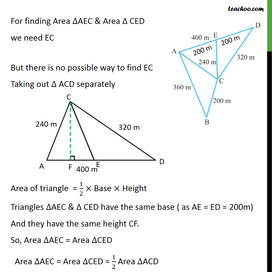 Example 4 - Chapter 12 Class 9 Herons Formula - Part 4