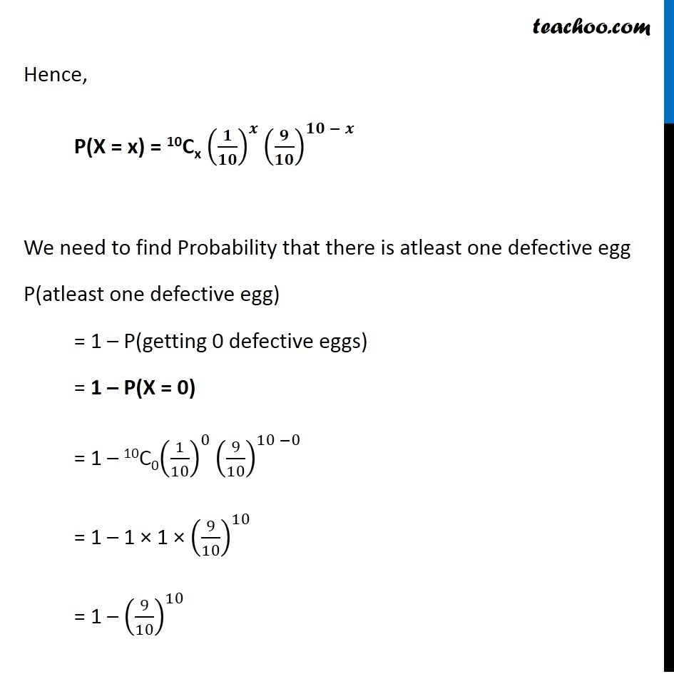 Example 32 - Chapter 13 Class 12 Probability - Part 2
