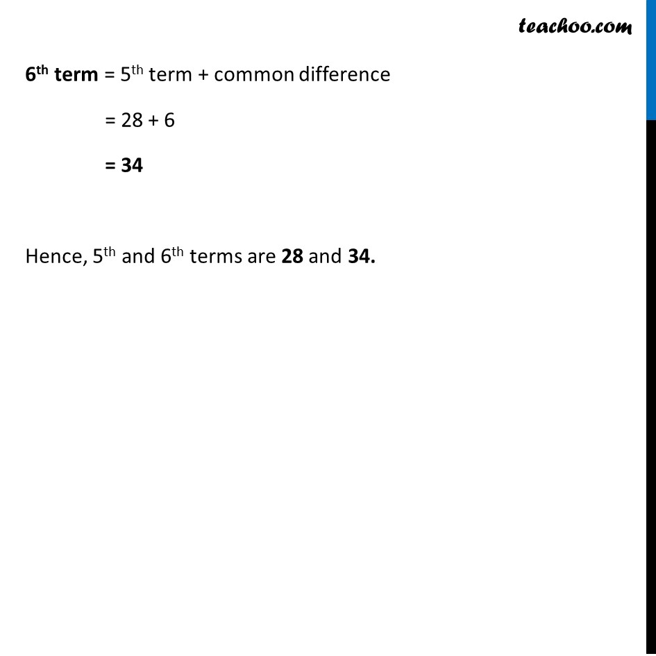 Example 2 - Chapter 5 Class 10 Arithmetic Progressions - Part 3