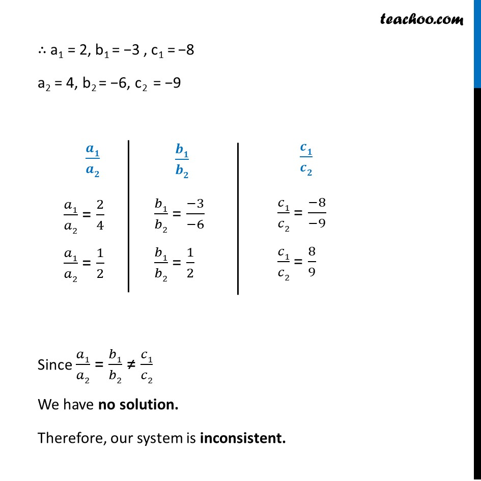 Ex 3.2, 3 - Chapter 3 Class 10 Pair of Linear Equations in Two Variables - Part 4