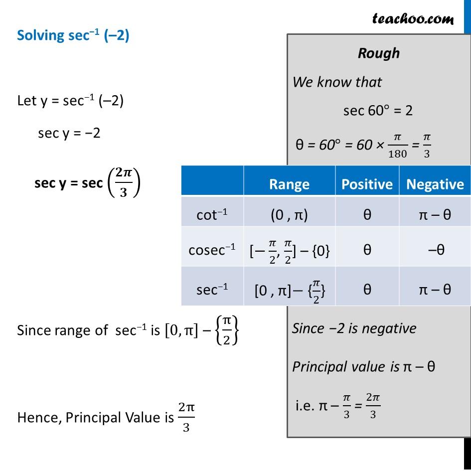 Ex 2.1, 14 - Chapter 2 Class 12 Inverse Trigonometric Functions - Part 6