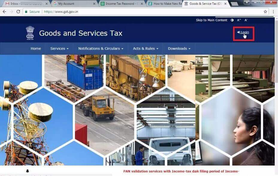 1. Click www.gst.gov.in and Click Login.jpg