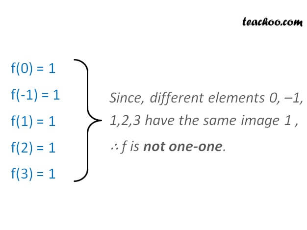 One One function - Part 5