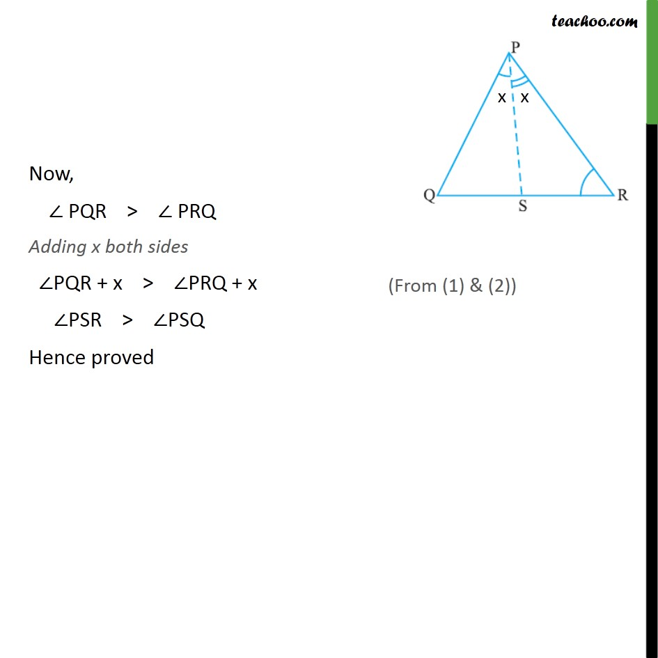 Ex 7.4, 5 - Chapter 7 Class 9 Triangles - Part 2