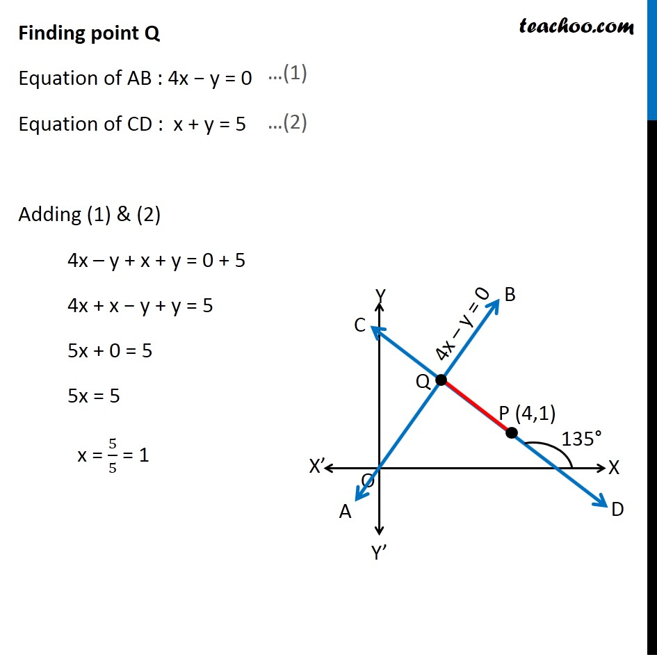Example 21 - Chapter 10 Class 11 Straight Lines - Part 4