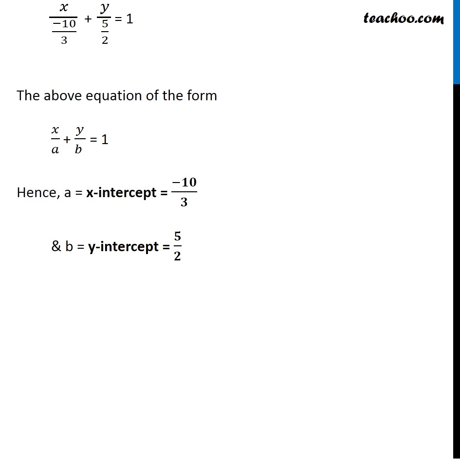 Example 13 - Chapter 10 Class 11 Straight Lines - Part 4