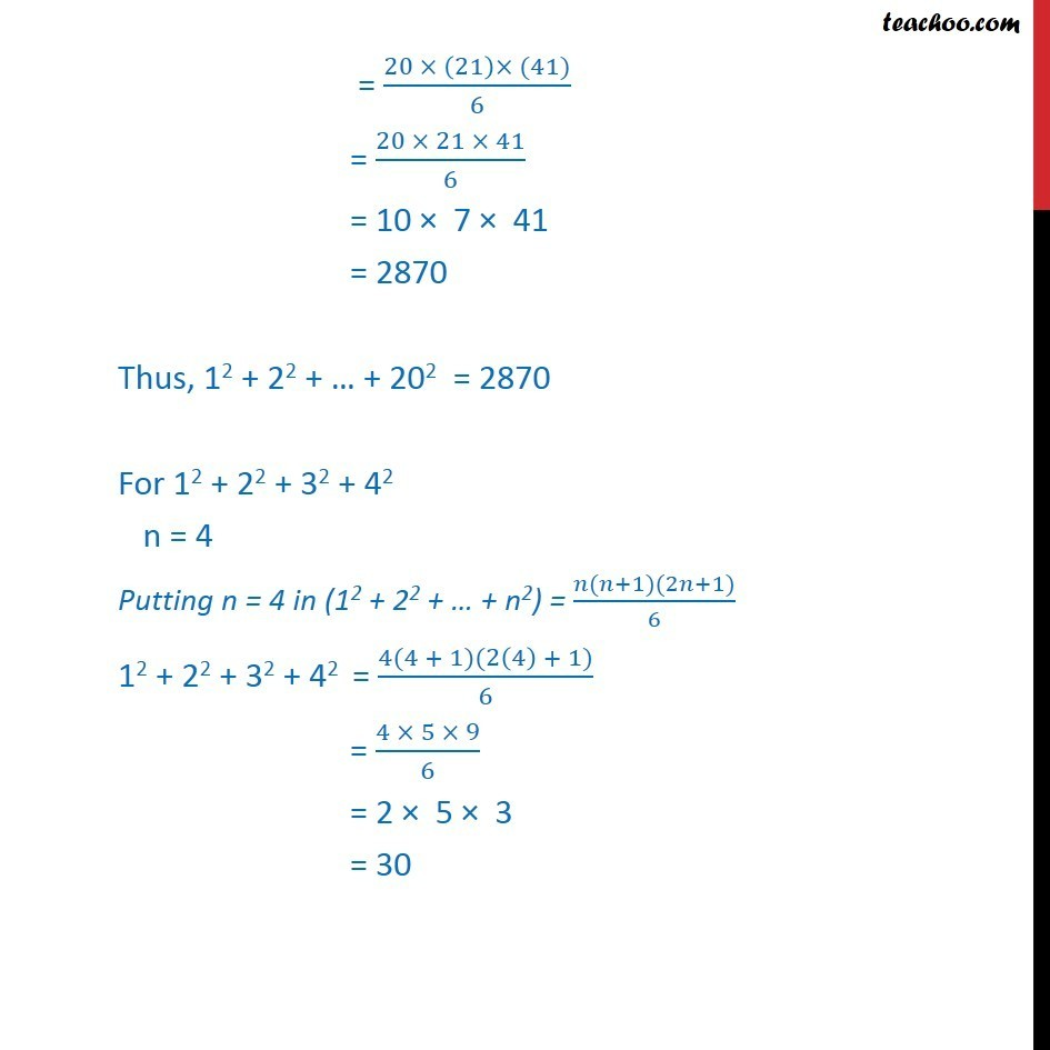Ex 9.4, 5 - Chapter 9 Class 11 Sequences and Series - Part 2