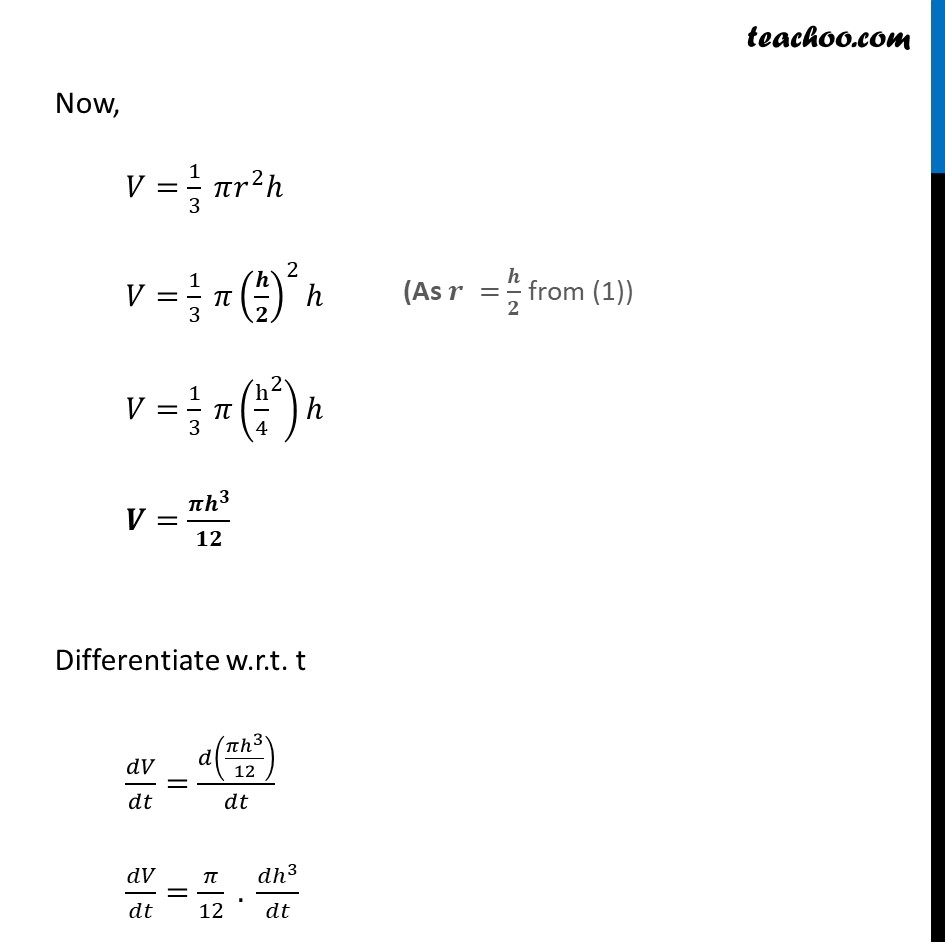 Example 43 - Chapter 6 Class 12 Application of Derivatives - Part 3