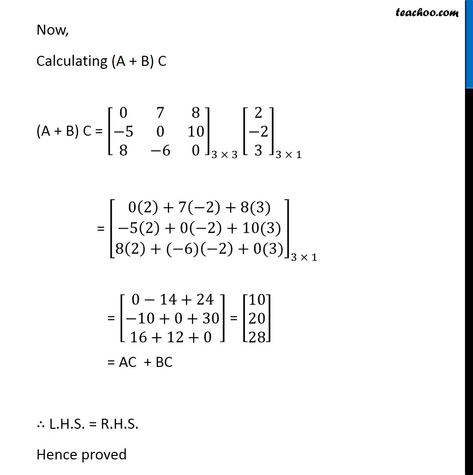 Example 17 - Chapter 3 Class 12 Matrices - Part 4