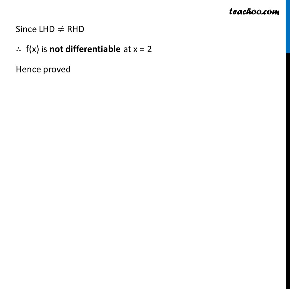Ex 5.2, 10 - Chapter 5 Class 12 Continuity and Differentiability - Part 6