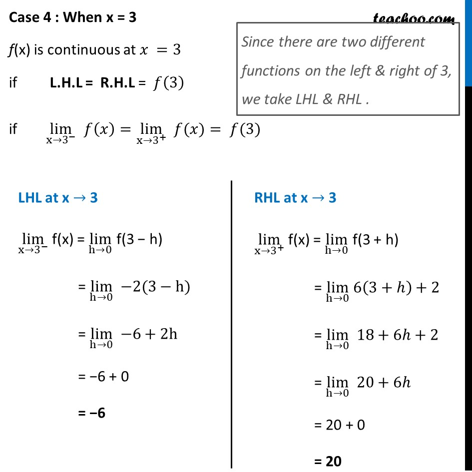 Ex 5.1 ,7 - Chapter 5 Class 12 Continuity and Differentiability - Part 5