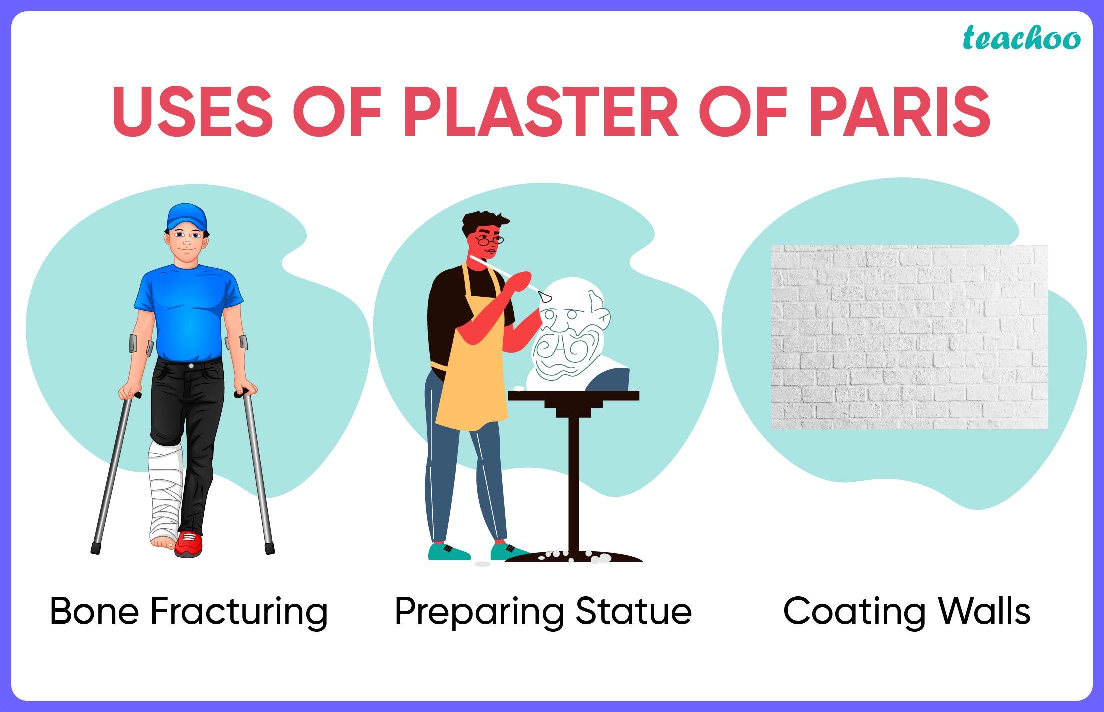 Uses Plaster of Paris-Teachoo.jpg