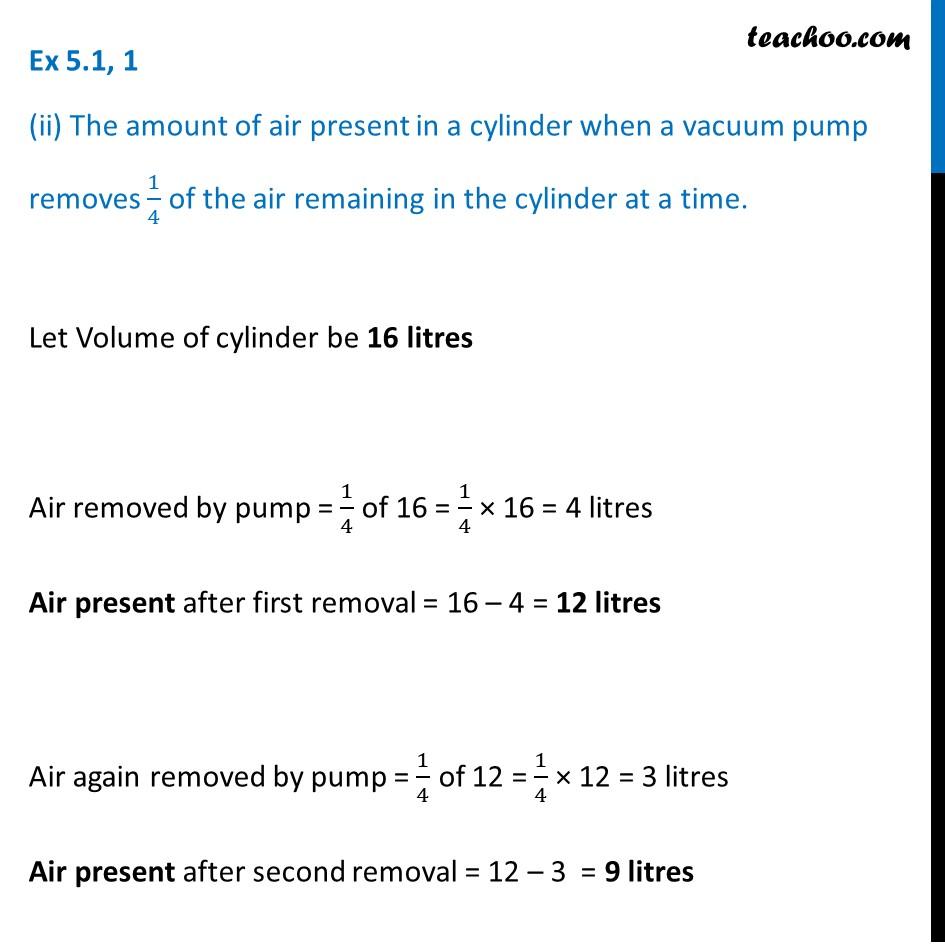 Ex 5.1, 1 - Chapter 5 Class 10 Arithmetic Progressions - Part 3