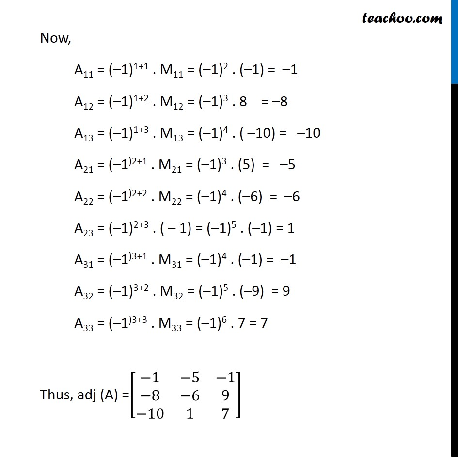 Example 28 - Chapter 4 Class 12 Determinants - Part 5