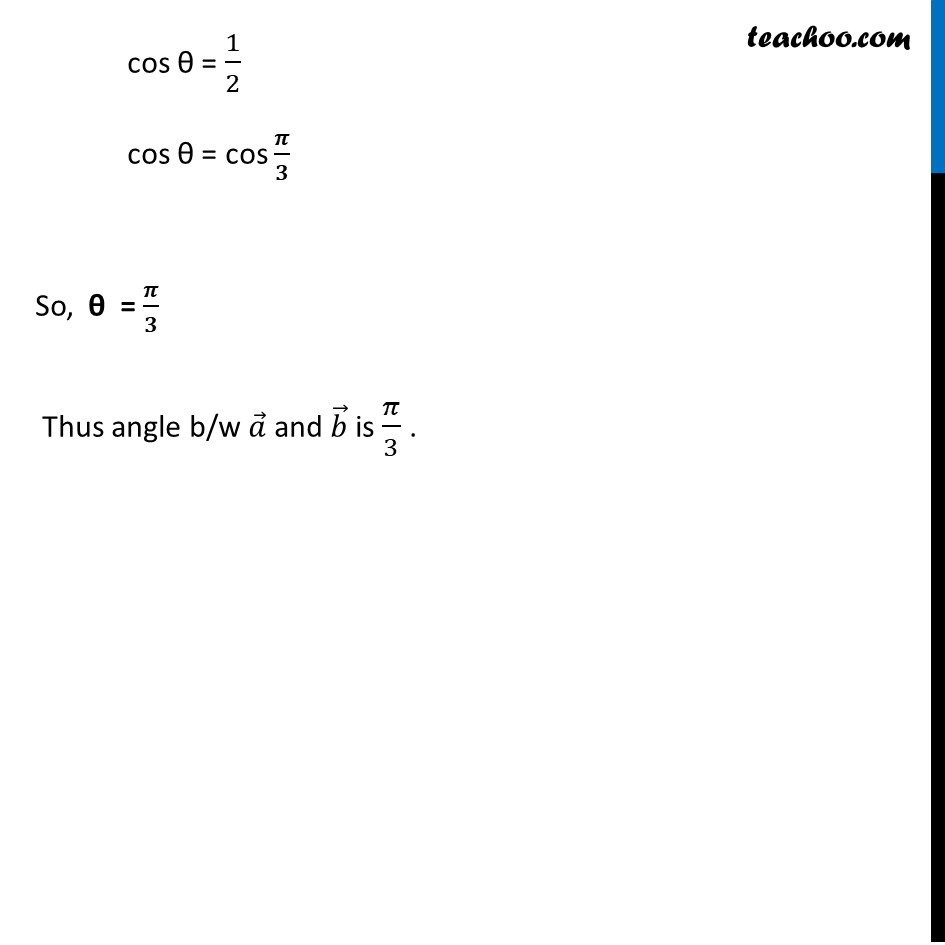 Example 13 - Chapter 10 Class 12 Vector Algebra - Part 2