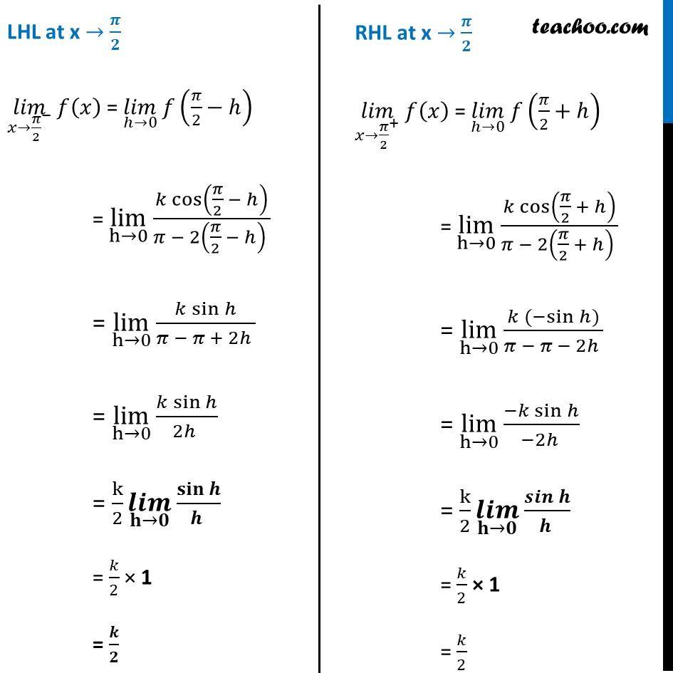 Ex 5.1, 26 - Chapter 5 Class 12 Continuity and Differentiability - Part 2