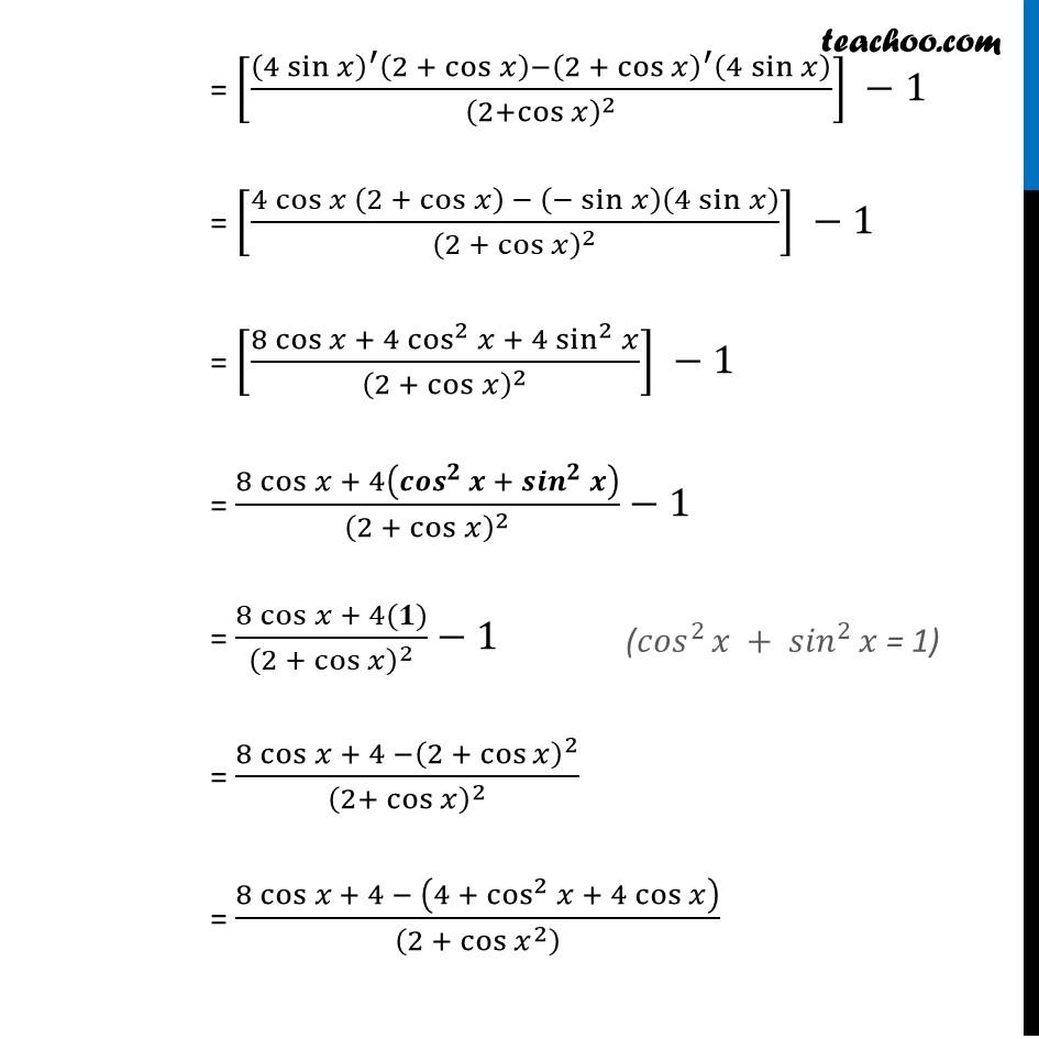 Misc 6 - Chapter 6 Class 12 Application of Derivatives - Part 3