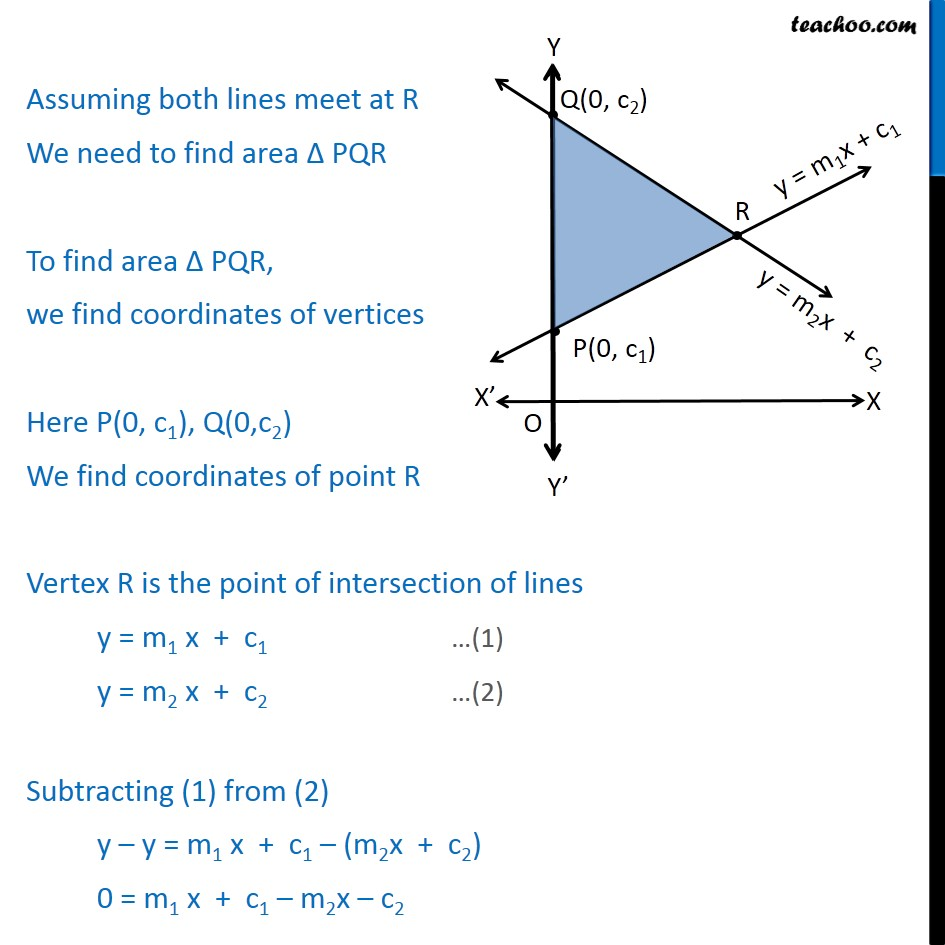 Example 23 - Chapter 10 Class 11 Straight Lines - Part 2