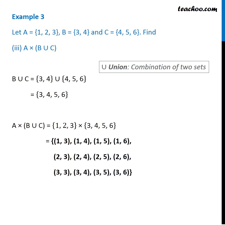 Example 3 - Chapter 2 Class 11 Relations and Functions - Part 3