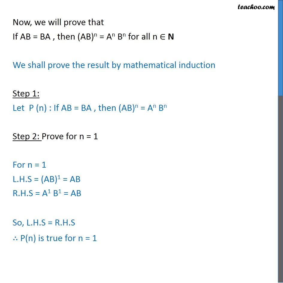 Misc. 12 - Chapter 3 Class 12 Matrices - Part 4