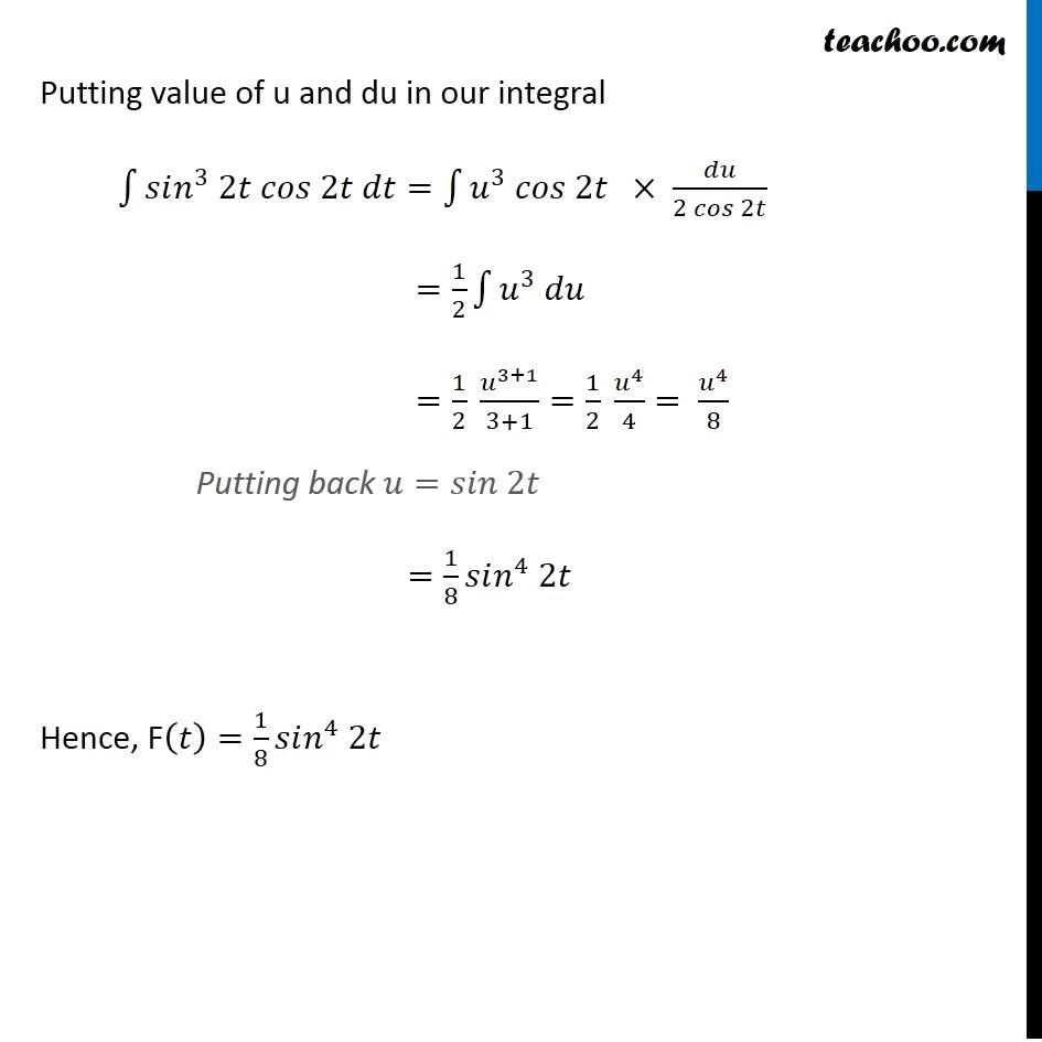 Example 27 - Chapter 7 Class 12 Integrals - Part 12