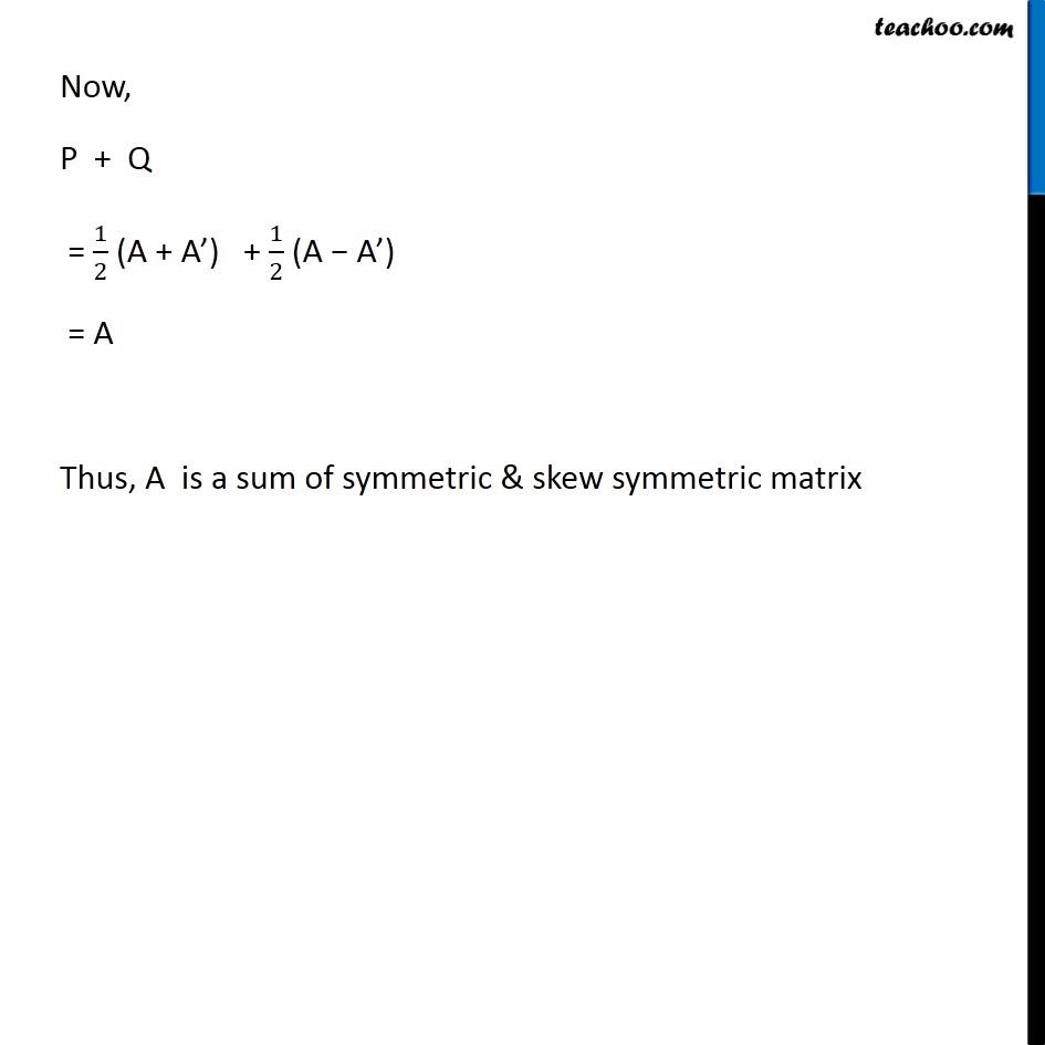 Ex 3.3, 10 - Chapter 3 Class 12 Matrices - Part 9