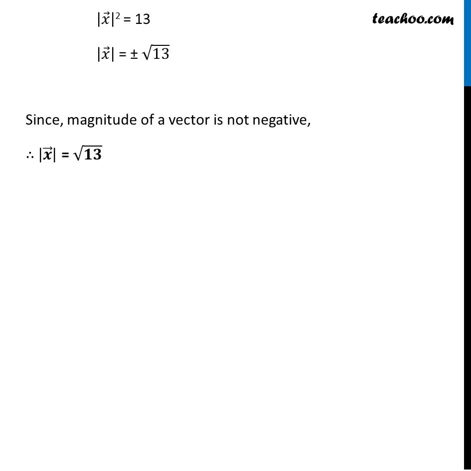 Ex 10.3, 9 - Chapter 10 Class 12 Vector Algebra - Part 2
