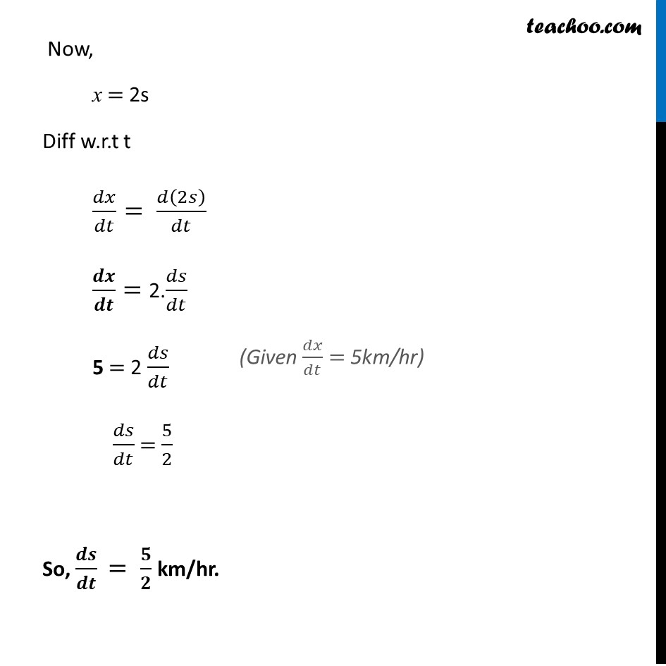 Example 44 - Chapter 6 Class 12 Application of Derivatives - Part 4
